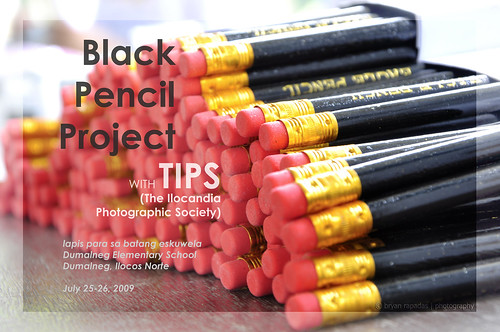 Black Pencil Project Outreach Program