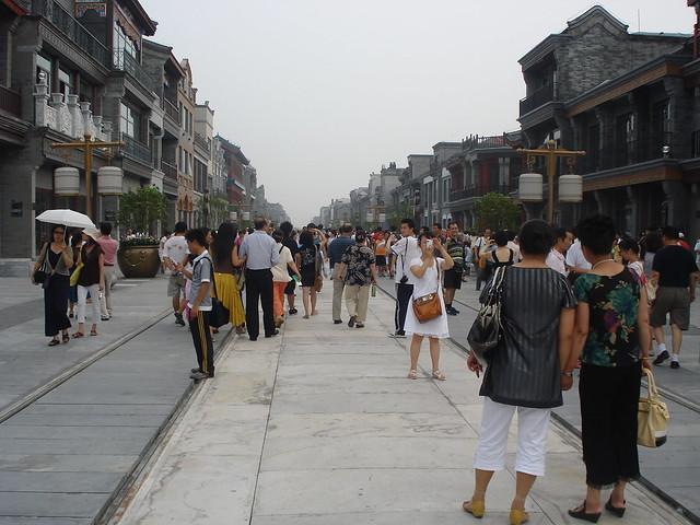 Qianmen Dajie, Beijing