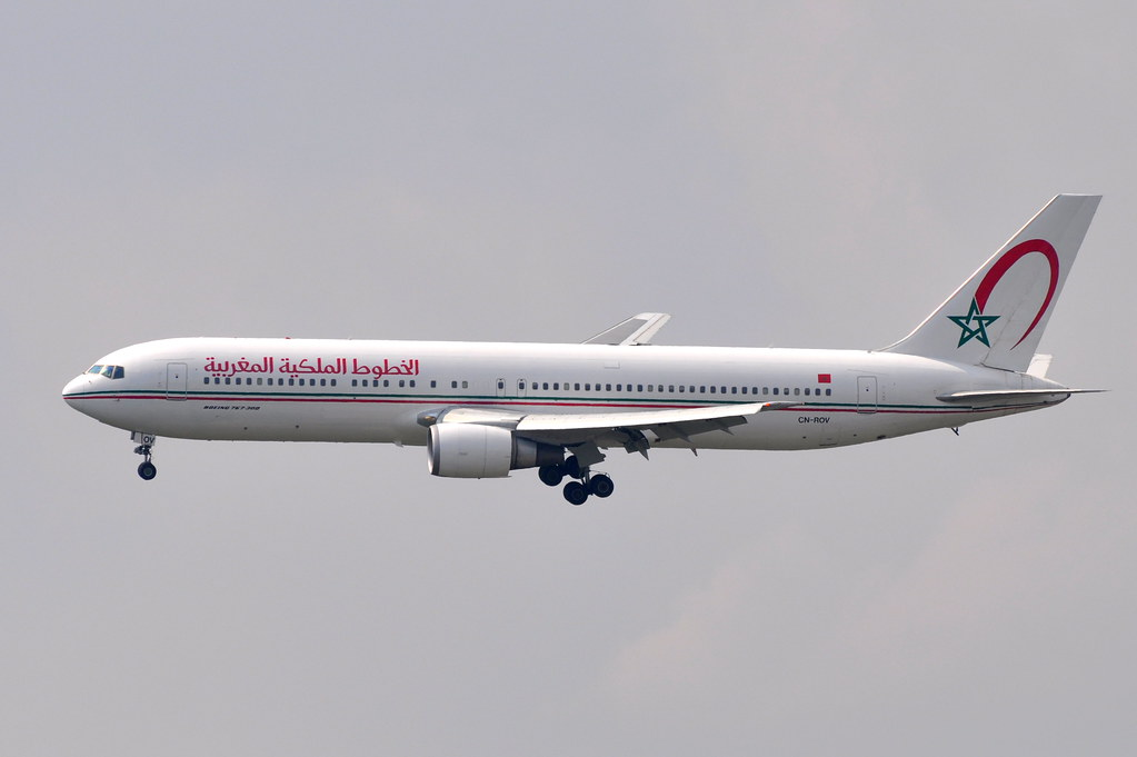 Royal Air Maroc 767