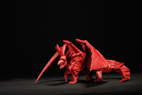 Paper Dragon 27 Photos | Ancient Dragon | 227