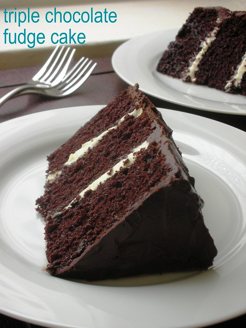 Triple Chocolate Fudge Cake Mix Recipes