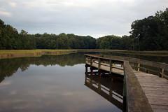 Pier at Bennett's Creek Park - 3