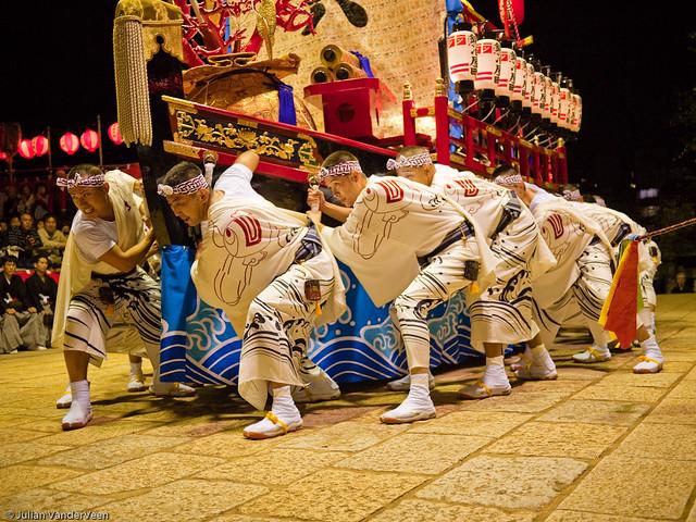 長崎くんち Okunchi festival 2009