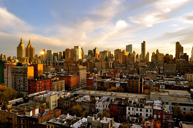 NYC view by CC user sackerman519 on Flickr