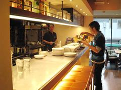 meal, restaurant, food, interior design,