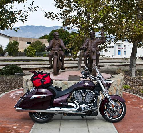 Sculpture, Santa Paula, CA