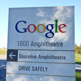 Welcome to Google HQ