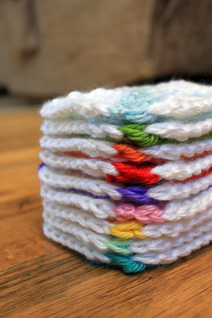 Crochet Squares Hat Crochet Pattern | Red Heart