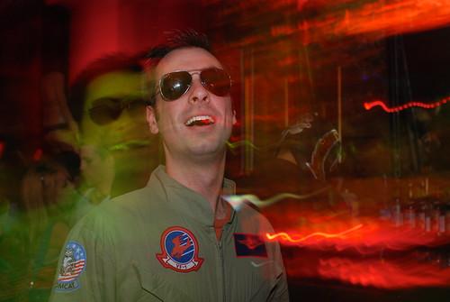 Tom Cruise Costume - Trash! Hallowe'en Night 2008 @ 40C by Alain-Christian