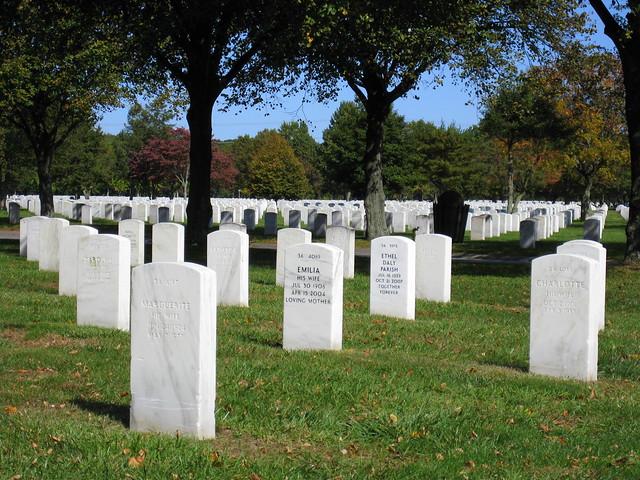 Long Island National Cemetery Pinelawn