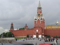 Admire the magnificent Moscow Kremlin - Things to do in Moscow