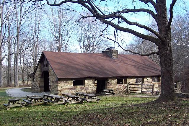Covered Picnic Shelters : Covered picnic shelter flickr photo sharing
