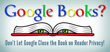 EFF Google Books Privacy