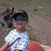 Small photo of Noah on Buckshot