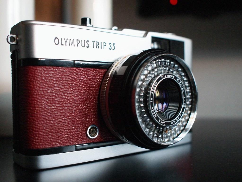 Photo Olympus Trip 35 Olympus Trip 35