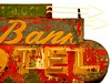 La Bank Motel Close Up