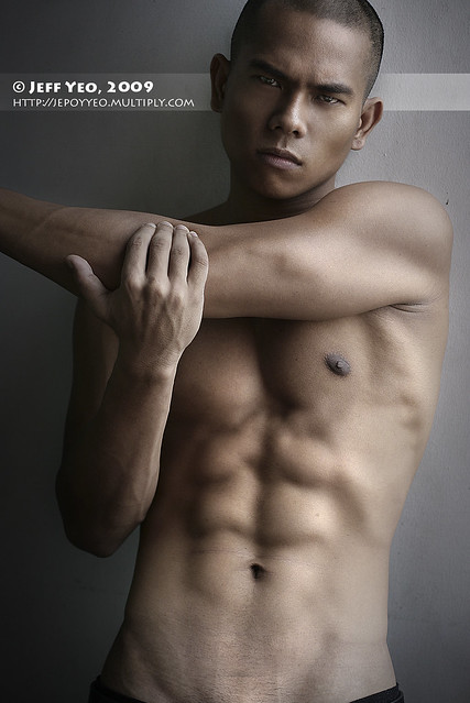 Filipino Actor Eno Alejandro