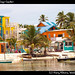 Beach hotels, Caye Caulker
