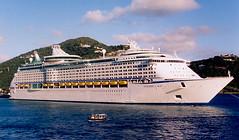 St. Thomas - Cruise Ship