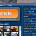 Fundraising Web Site