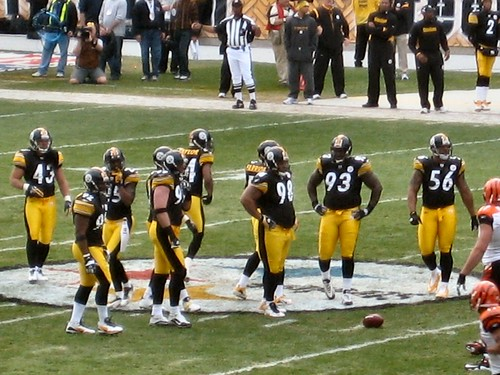 Pittsburgh Steelers - Defense
