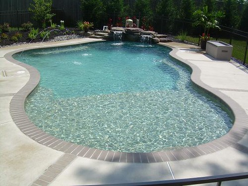 4170009563 for Pool design with tanning ledge