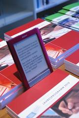 1. Ocak 2007 - 0:24 - Google Editions, iPhone, Kindle 2 – Neue Technologien, Strategien und Geschäftsmodelle auf dem E-Book-Markt 2010  am 04. Dezember 2009  im Literaturhaus München