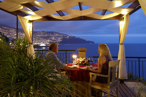 hotel THE CLIFF BAY . Romantic Dinner | by PortoBay Trade