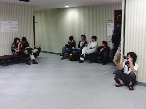 2011 Nationals QT - Chiba 2nd : Lobby