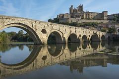 Pont Vieux et Cathédrale Saint-Nazaire