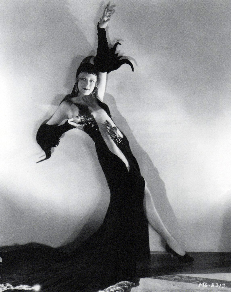 "Kay Johnson, ""Madam Satan"", 1930"