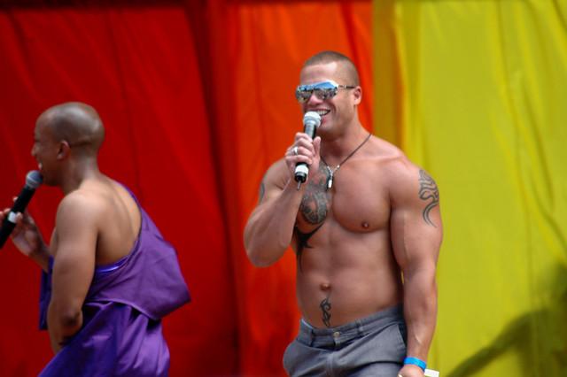 Gay Matthew Rush 100