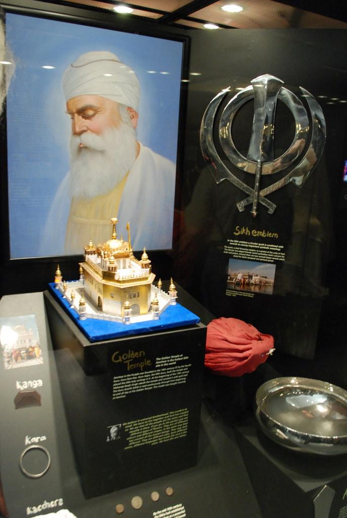 St Mungo Museum of Religious Art - Sikhism