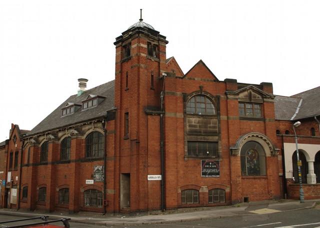 Methodist Church on Lozells Street Birmingham