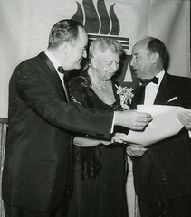 ADA Founders Hubert Humphrey & Eleanor Roosevelt