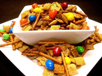 Traditional Chex Party Mix | Flickr - Photo Sharing!
