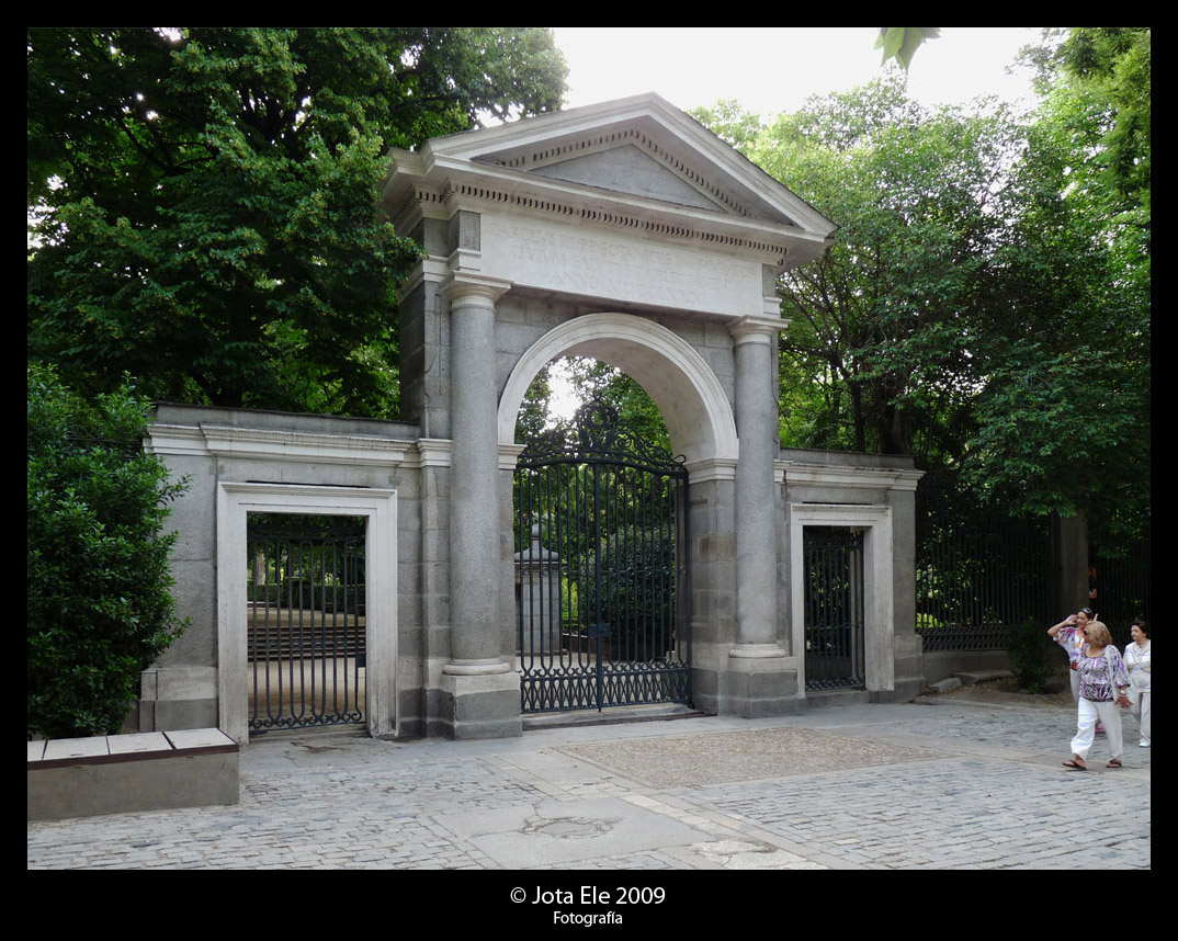 Real jardin botanico de madrid for Jardin botanico madrid metro