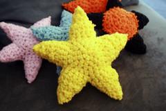 Plush Stars!