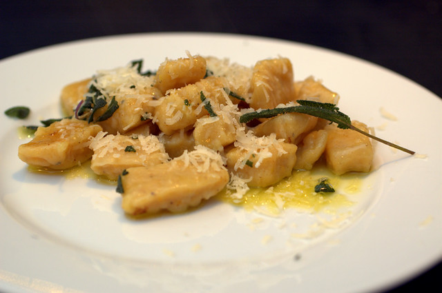 sweet potato gnocchi | Recipe on Sassy Radish | By: sassyradish ...