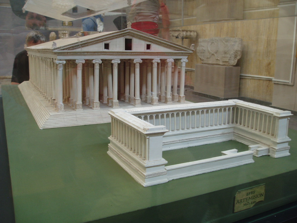 Temple of Artemis, Ephesus