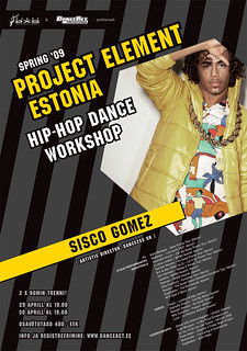 Project Element Spring '09 with Sisco Gomez