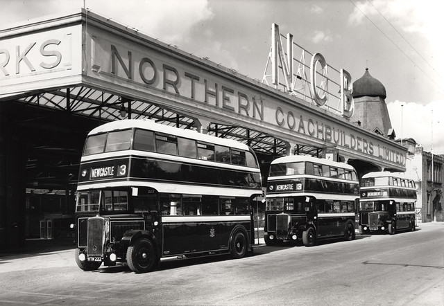Northern Coachbuilders Ltd, Spital Tongues