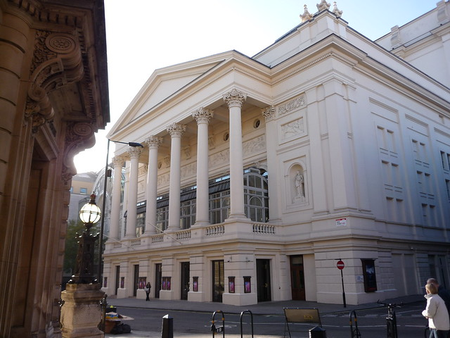 Dine in vogue where to eat during london fashion week bookatable blog for Royal opera house covent garden