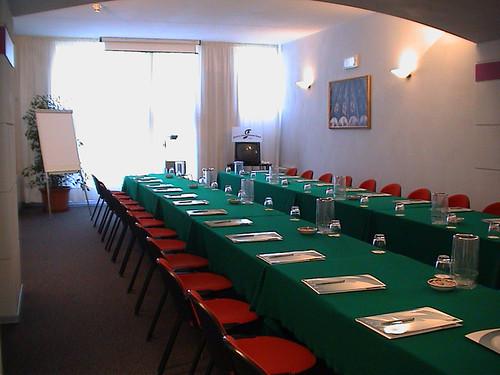Hotel congressi a Parma