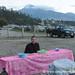 Early Morning Breakfast at the Otavalo Market - Ecuador
