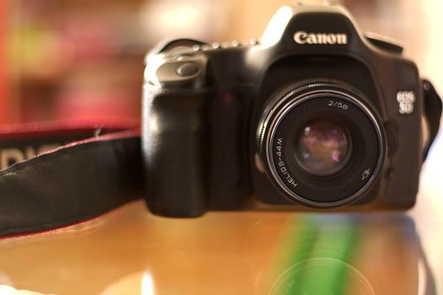 Lubricate Lens Focus Ring
