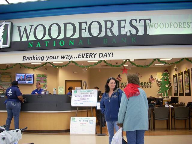 banks antonio woodforest national bank