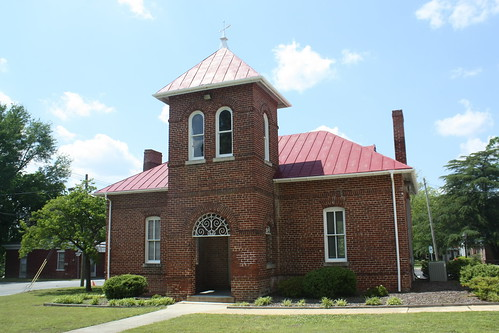Old Halifax County Courthouse
