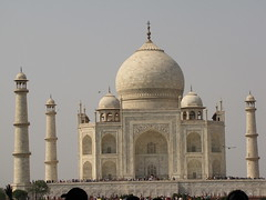 Half Day Tour To Taj Mahal And Agra Fort