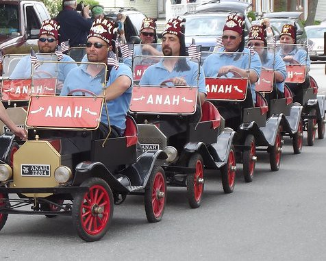 Mini antique Shriner cars | Flickr - Photo Sharing!
